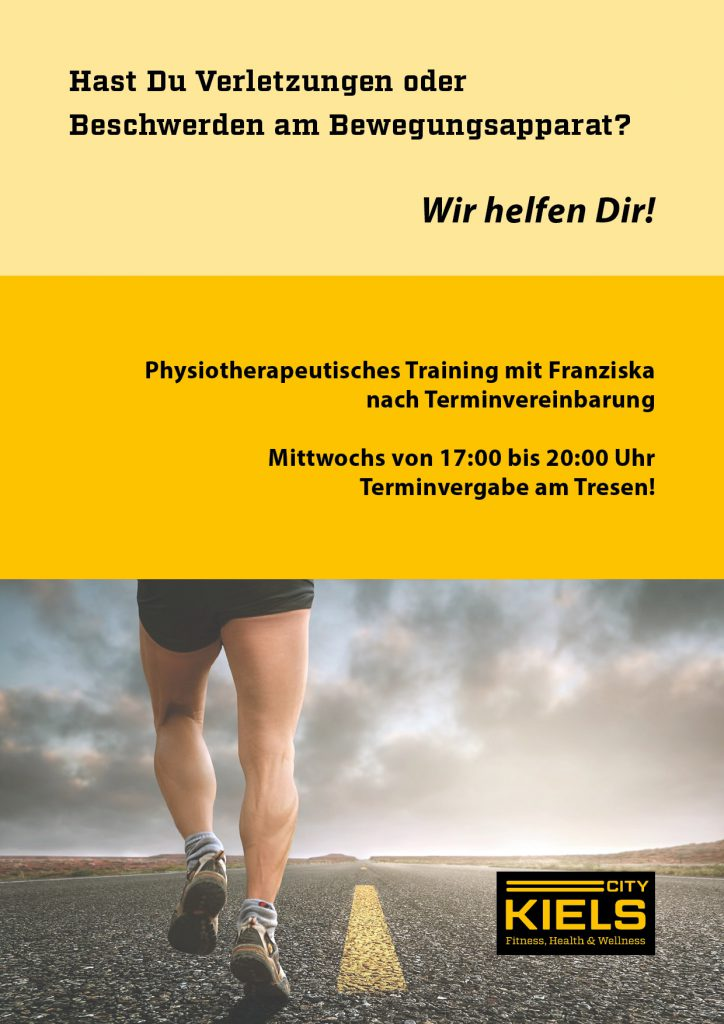 Physiotherapie im KIELS City
